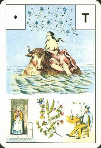 Большая астромифологическая колода Ленорман - Страница 3 F9353910