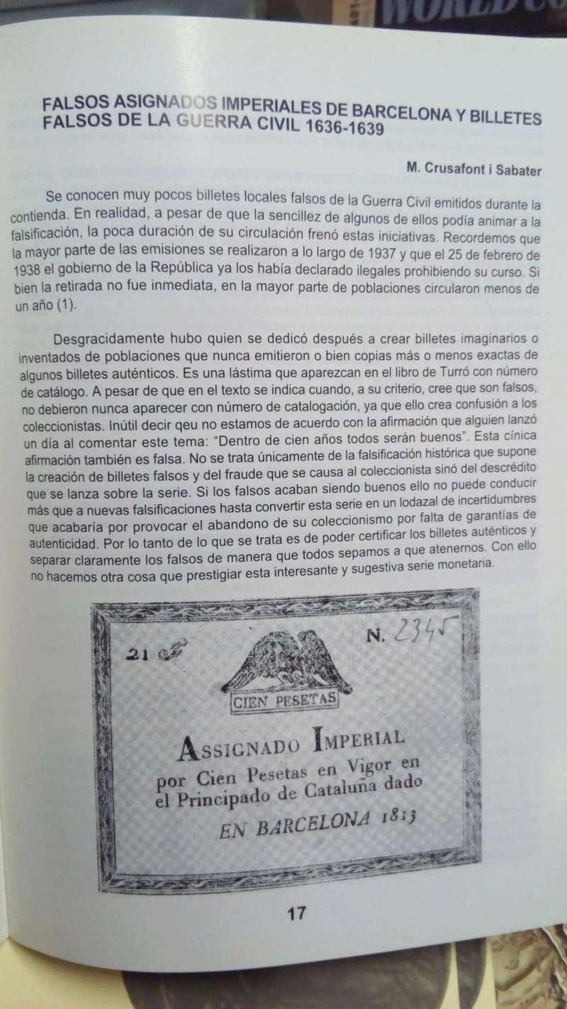 100 pesetas ... ¿1813? ¿Asignado Imperial? Whatsa11