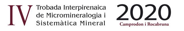 26 i 27 de maig de 2018: III Trobada de Micromineralogia i Sistemàtica Mineral de Camprodon-Rocabruna Anunci11