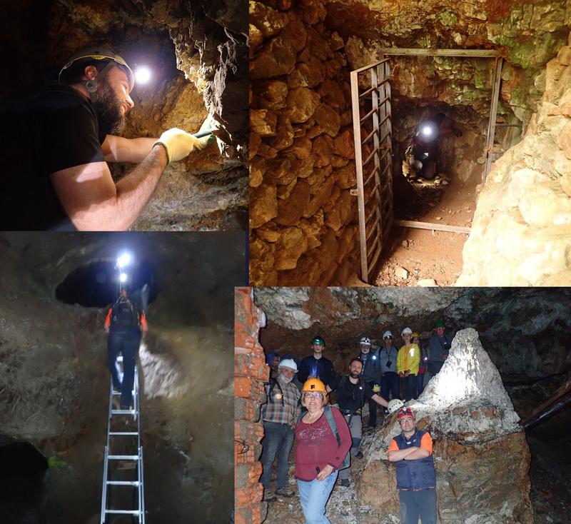 26 i 27 de maig de 2018: III Trobada de Micromineralogia i Sistemàtica Mineral de Camprodon-Rocabruna Campro15