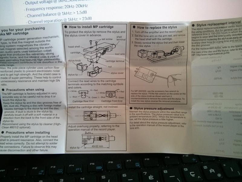 Giradischi  Telefunken modello TS 950 (upgrade testina/puntina) - Pagina 8 Img_2013