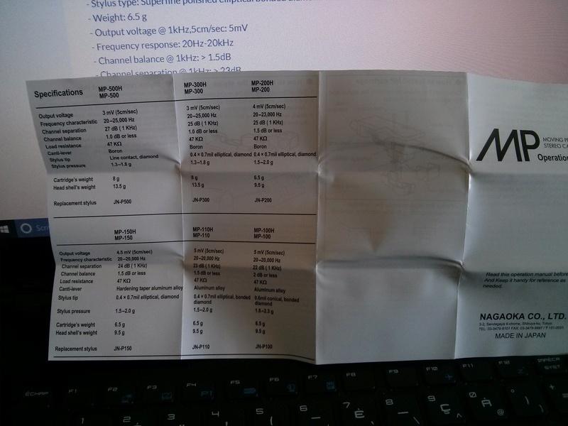 Giradischi  Telefunken modello TS 950 (upgrade testina/puntina) - Pagina 8 Img_2015