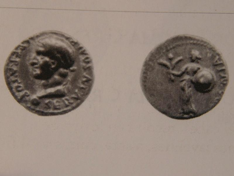 Denier de Galba frappé en Hispania - en apparence inédit.  Galba_13