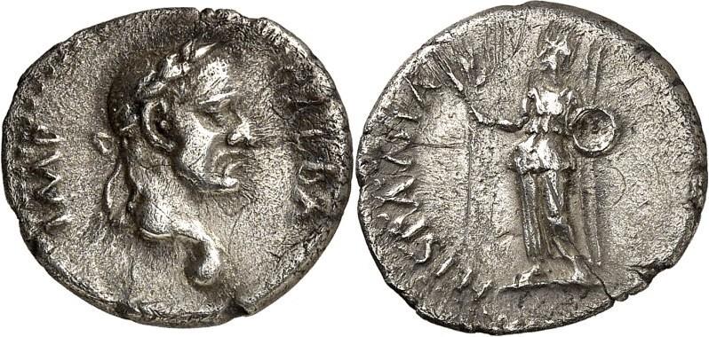 Denier de Galba frappé en Hispania - en apparence inédit.  - Page 3 Galba_17