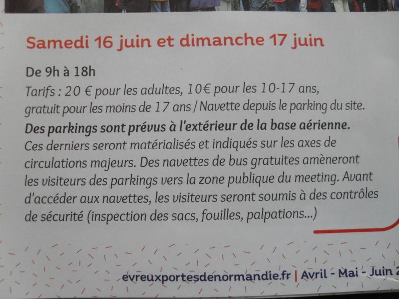 Meeting à la Base d'Evreux Meetin10