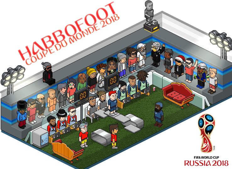 Habbo City Foot