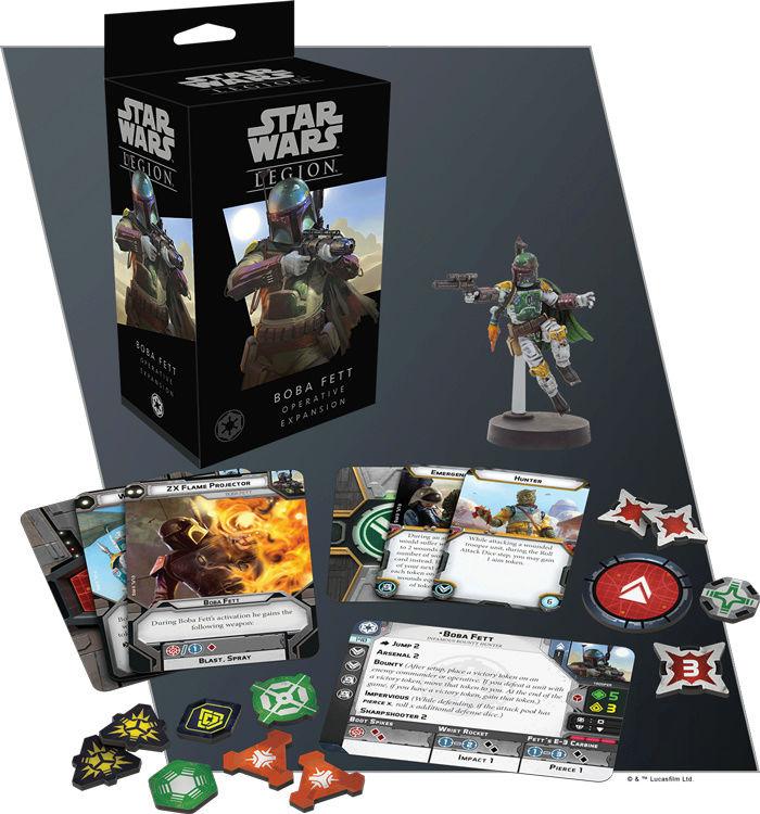 Star Wars Légion Boba10