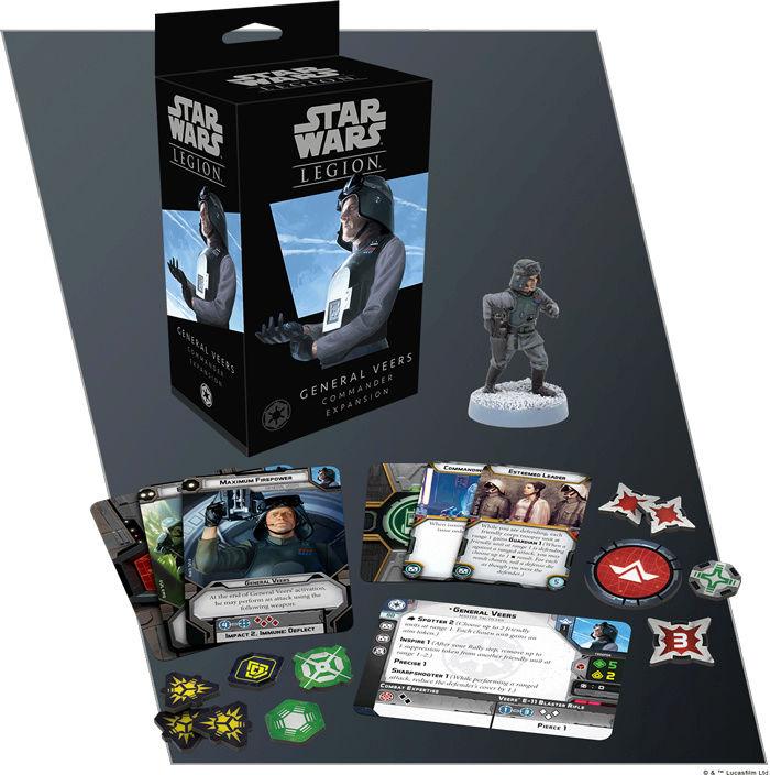 Star Wars Légion Genera10