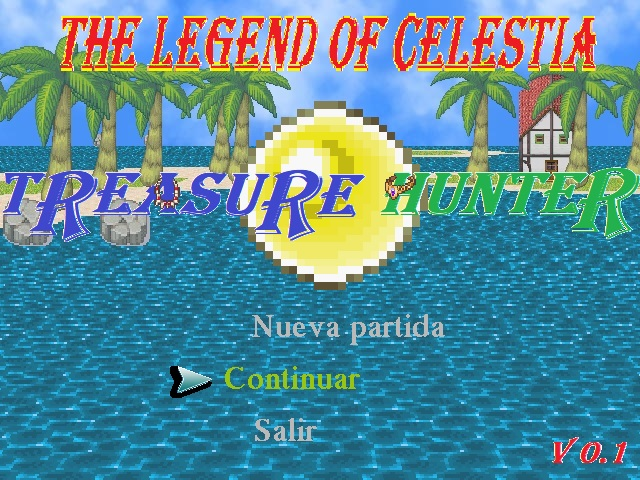 The Legend of Celestia: Treasure Hunter Titulo12