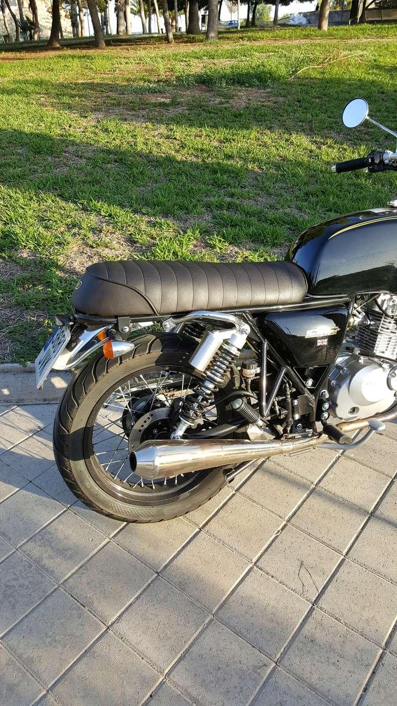 Vendo Mash Black Seven 125 cc 20171019