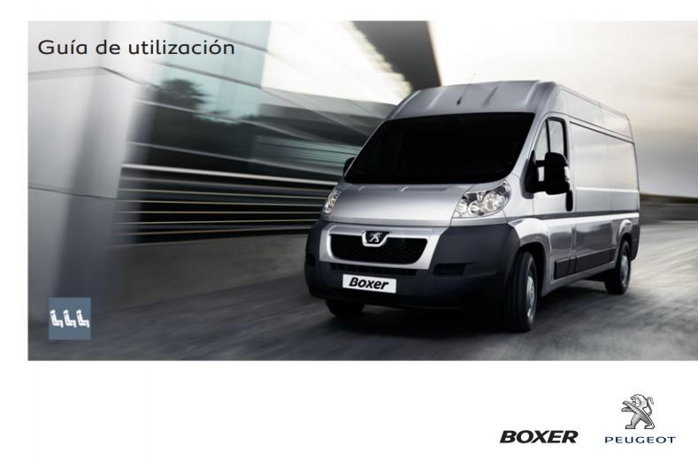 MANUAL USUARIO DE FABRICA (español): PEUGEOT BOXER (2011) 30afii10