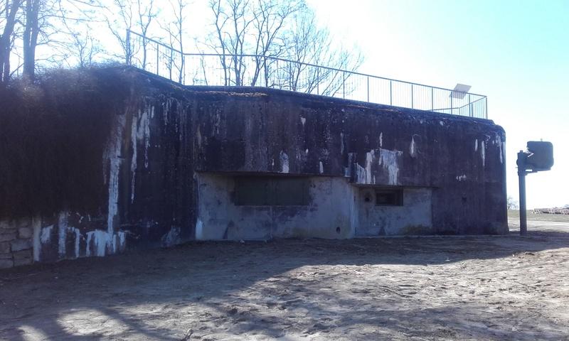 Casemate de l'Aschenbach mémorial Maginot du Haut Rhin 20180322