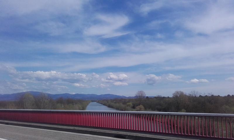 bataille du pont du bouc Haut Rhin 20180421