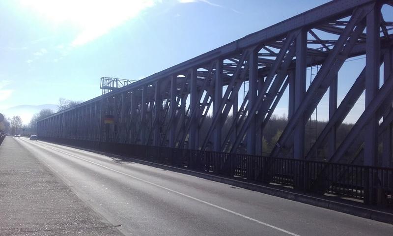 bataille du pont du bouc Haut Rhin 20180427