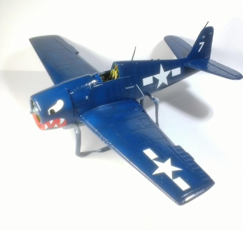 F6 F-5 Hellcat Picsar10