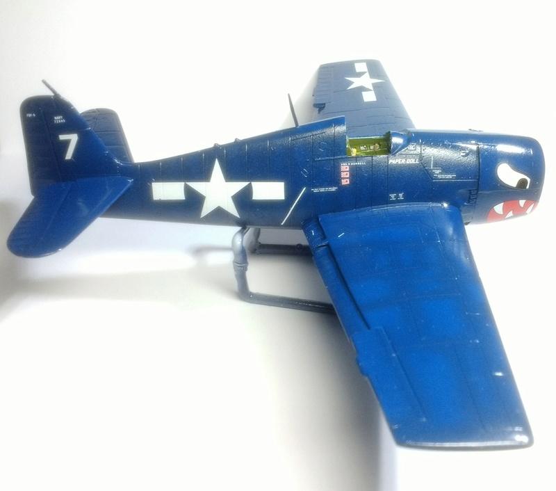 F6 F-5 Hellcat Picsar12