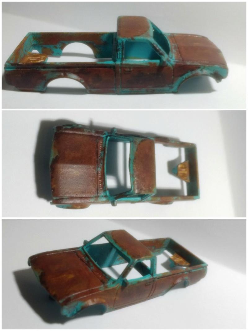 Hot Wheels Sucateado Picsar22