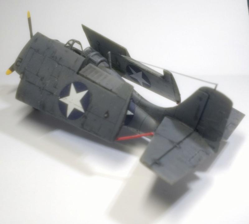 F4F-4 Wildcat Picsar35