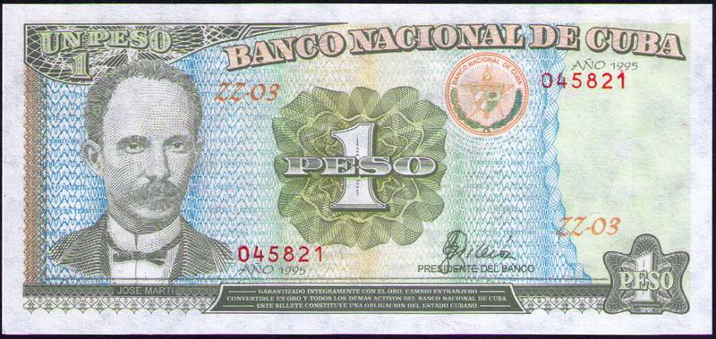 Billetes de reemplazo, no españoles - Página 3 Cuba_111