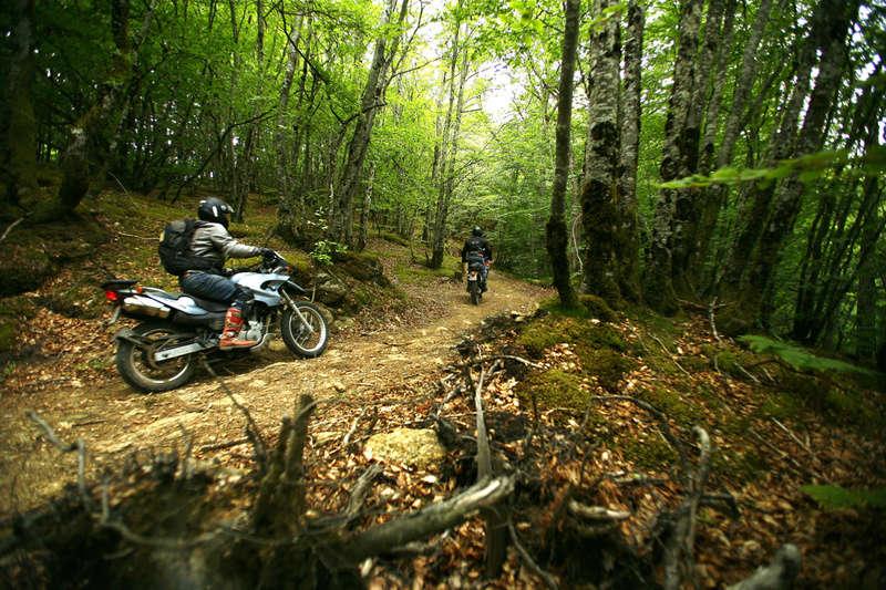 Air Globe / Vintage Trail, Perfectionnement OffRoad et Guide en Aveyron. _mg_1610