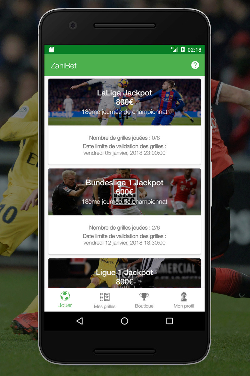 [Testar] Zanibet - app de aposta gratuita que paga em euro 110