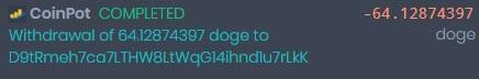 [Provado] Sites moon - receba vários pagamentos diários - Lucro de 297 Doges e 0.03 Litecoin Coinpo11