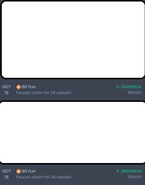 [Provado] Bitfun - receba vários pagamentos por dia, com dica para ganhar mais! Faucet10