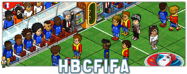 Habbo City Soccer FIFA