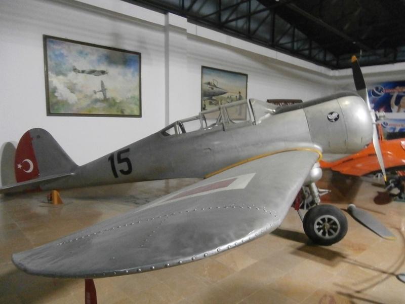 Zrakoplovni muzej u Istanbulu P1101110