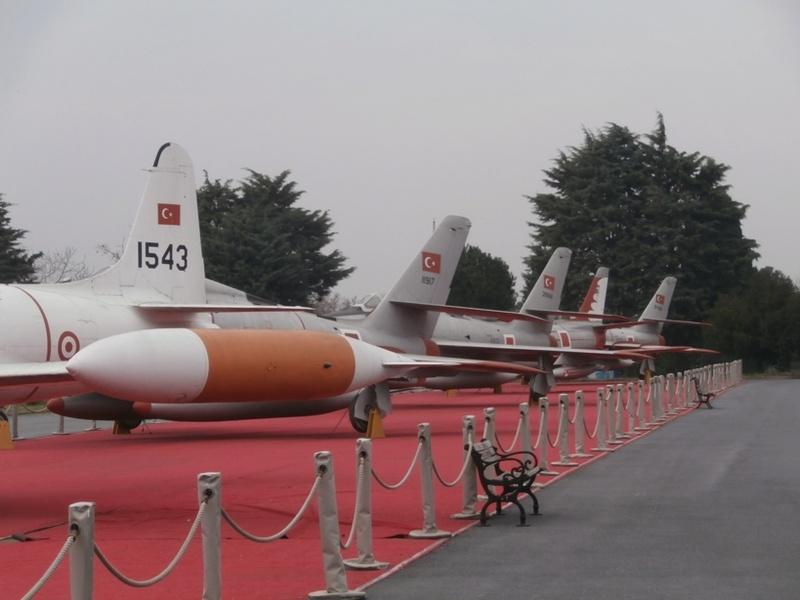 Zrakoplovni muzej u Istanbulu P1101210