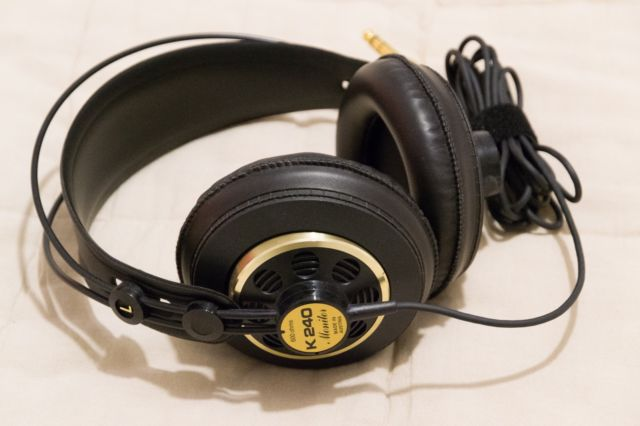 AKG K-240 MONITOR 600 omh S-l64010