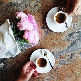 كلام جميل مميز عن القهوة 710