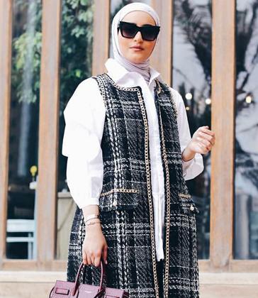 ملابس محجبات 2018 1413