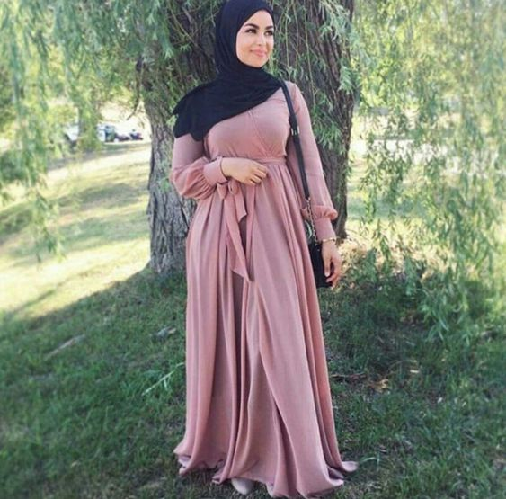 ملابس محجبات 2018 1612