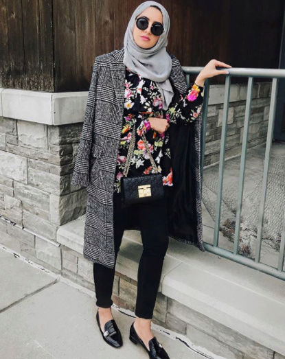 ملابس محجبات 2018 1812