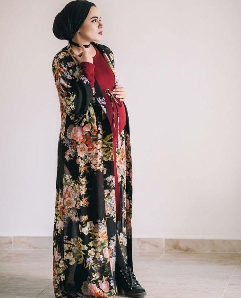 ملابس محجبات 2018 2012