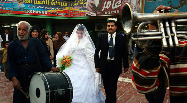 تقاليد الزواج في العراق 218