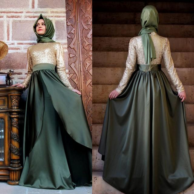 ملابس محجبات 2018 2311