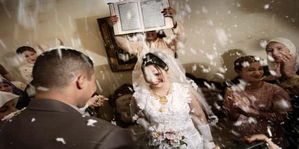 تقاليد الزواج في العراق 317