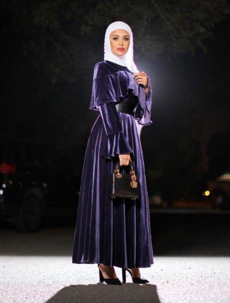 ملابس محجبات 2018 3710