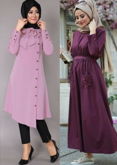 ملابس محجبات 2018 4010