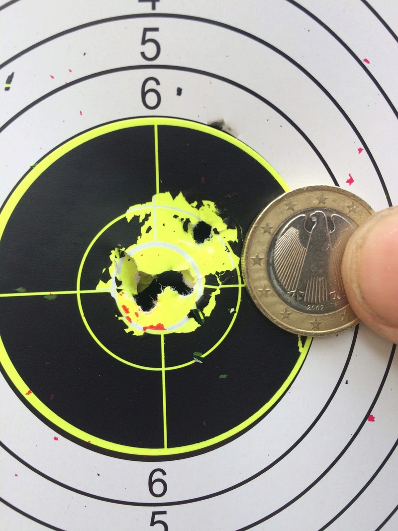 Pistolet weihrauch Hw44 5.5 H&N jsb 1.03g 25m en appui lunette hawke 4-9x32 Ec605610