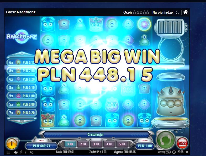 Screenshoty naszych wygranych (minimum 200zł - 50 euro) - kasyno - Page 8 Gargan10