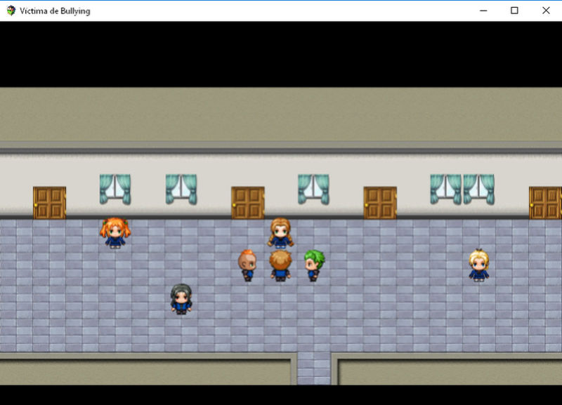 [RPG Maker ] Víctima de Bullying Victim10
