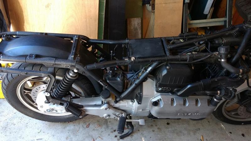 '83 K100 naked parts needed K_stri10
