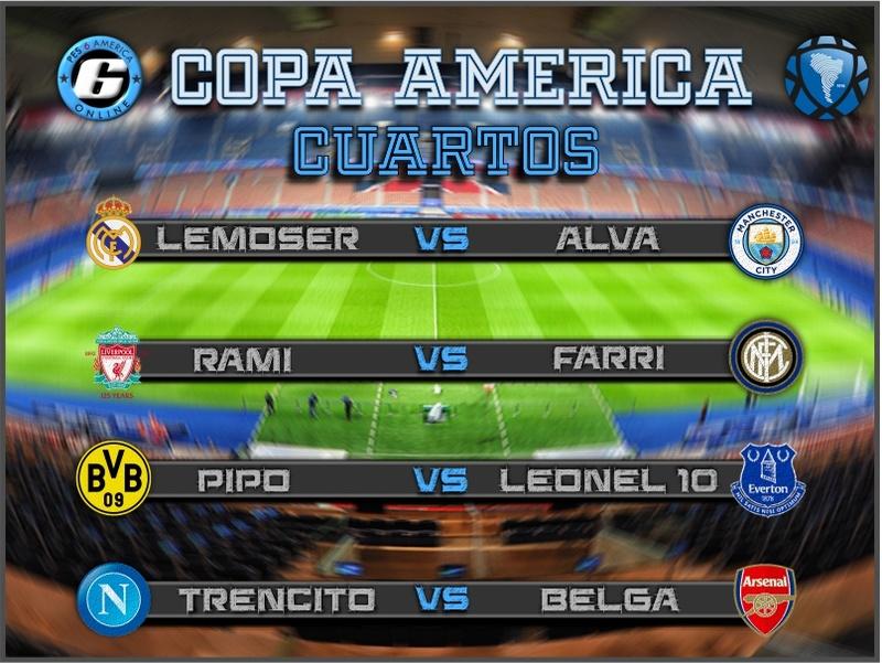 COPA AMERICA - Cuartos de Final T3 Copa_a11