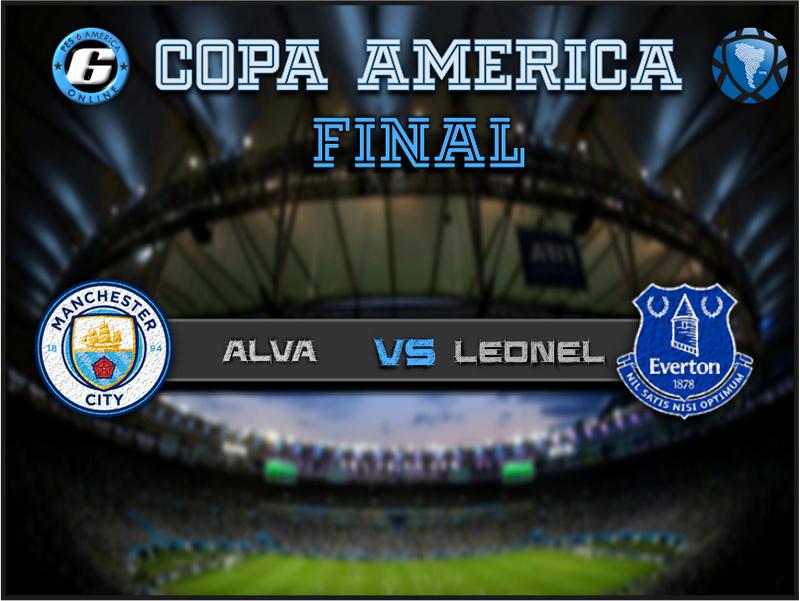 COPA AMERICA - Final T3 Copa_a13