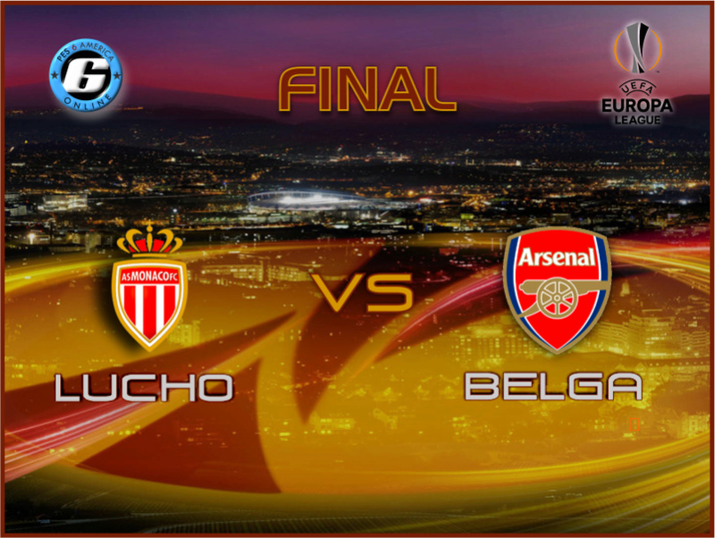 EUROPA LEAGUE - Final T3 Europa12