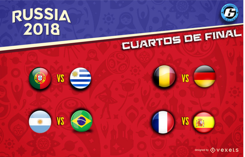 Mundialito  - Final Octavo11