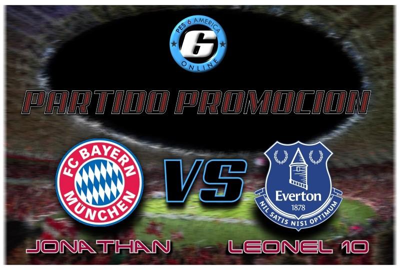 Promocion T1 - Bayer Munich VS Everton Partid10